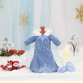 エルサ ドレスセット=アナと雪の女王 家族の思い出=
