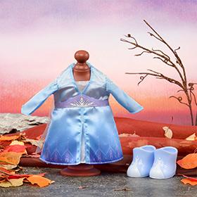 レミン&ソラン | エルサ ドレスセット=アナと雪の女王2=